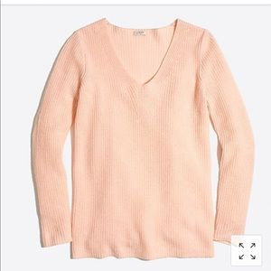 J. Crew Factory V-Neck Pullover Sweater